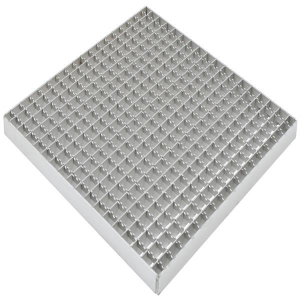 steel grating for offshore platform