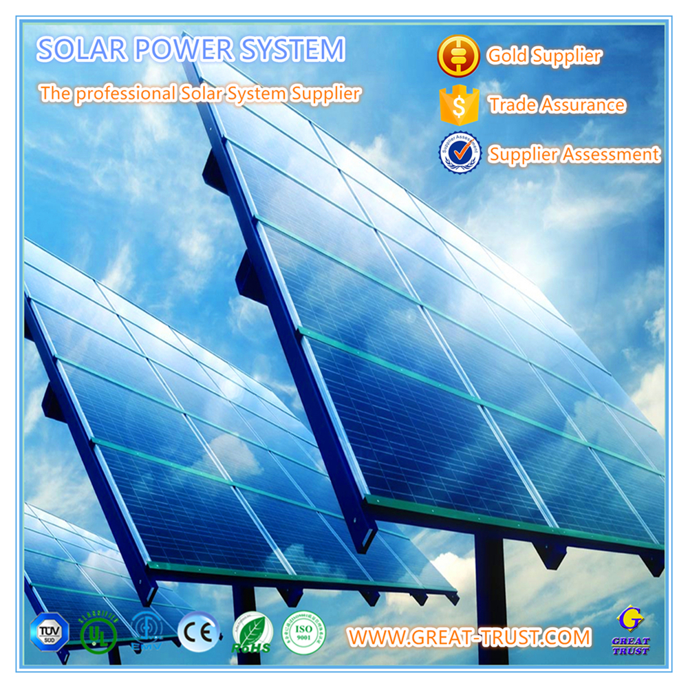 Competitive price 100% 1kw,2kw,3kw,5kw,10kw,50kw,100kw,500kw 320w solar power systems panel 9kw off grid made in China