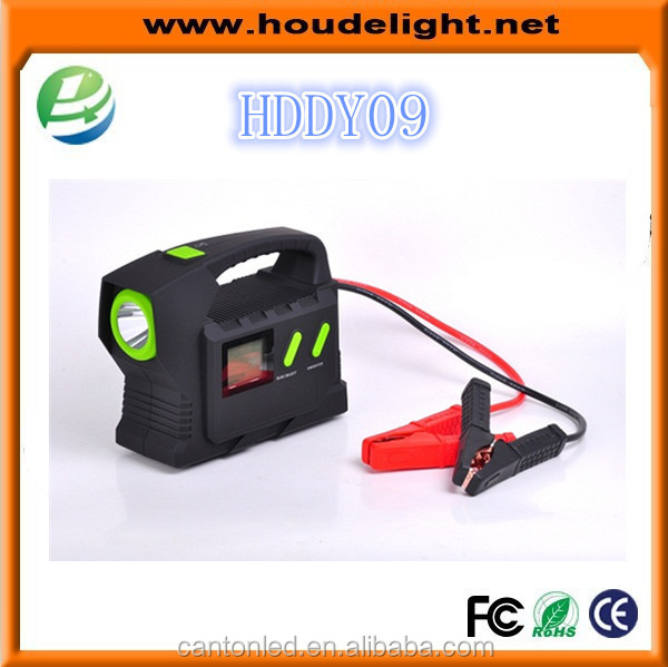 car jump starter /high capacity power bank powerful jump starter Vehicles