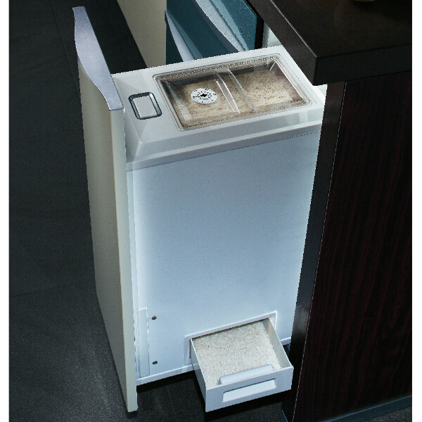 Kitchen Storage U003cstrongu003eRiceu003c/strongu003e Dispenser U003cstrongu003eContaineru003c