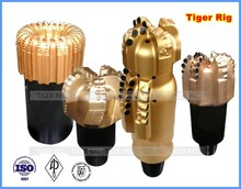 Tiger Rig high quality newest type oil well tricone PDC drill bit