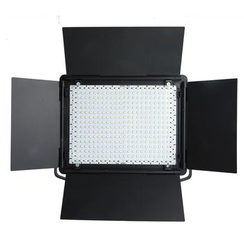 LED-2160B  200WNiceFoto Professional flat panel CRI 95 Bi-color 3200K-6500K, LED video light for photo,video and film