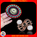 Qulity Certification Business Gift LED Hand Spinner Manufacturer China Metal Hand Spinner