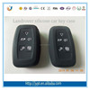 silicone car key remote covers for Landrover key case