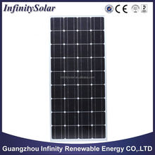 stock of High quality and Copetitive price polycrystalline 150W solar panel on sale
