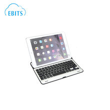 Ultra thin Tablet Aluminum custom Keyboard For Apple iPad 5 iPad Air iphone