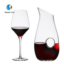 samyo china suppliers hot sales glassware crystal wine glasses