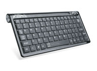 82 keys ultra mini spanish layout bluetooth keyboard tablet pc