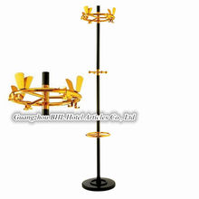 Metal clothes tree for hotel room,home,office, Made in China Factory,J-8