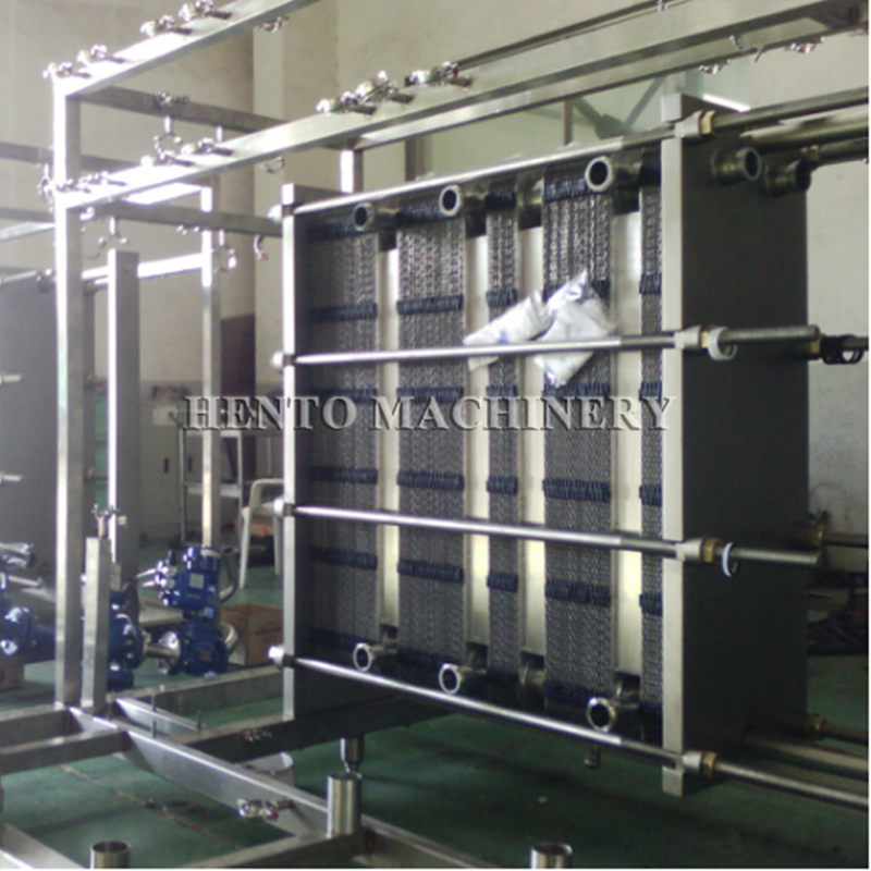 Milk Pasteurization Machine / Pasteurization of Milk Machine