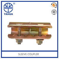 Glavanized Pressed Sleeve Steel Scaffolding Pipe Clamp