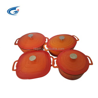 european enamel cast iron cookware