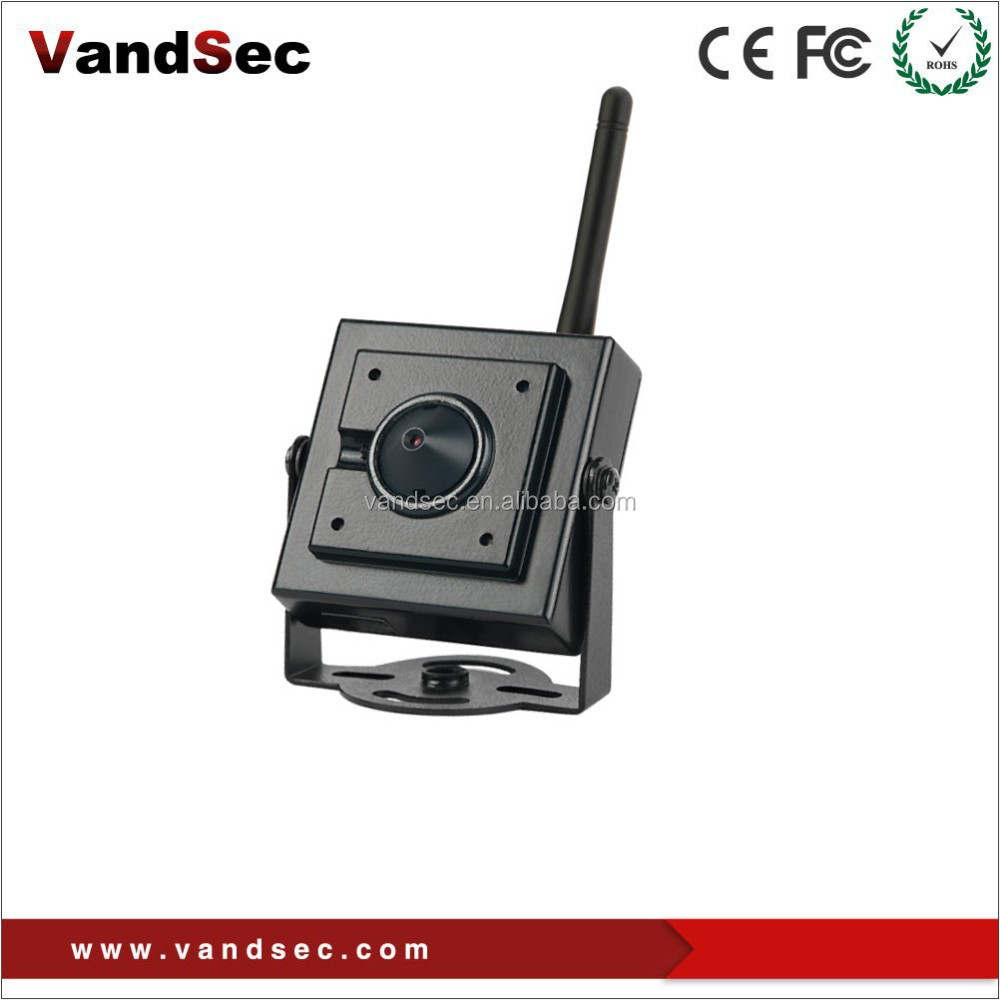 vandsec wifi ip camera Pinhole camera mini cctv camera