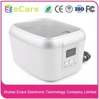 Delicate portable parts personal ultrasonic cleaner