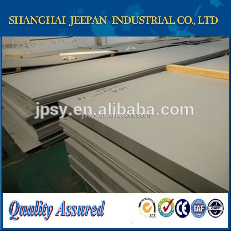 BA standard hot rolled stainless steel sheet/plate grade 400 series