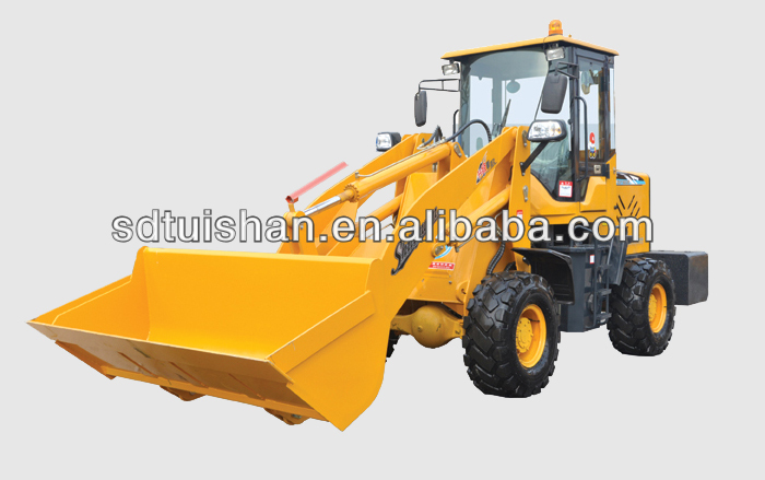 RC Heavy Machinery Road Construction Equipment 4x4 Wheel Loader