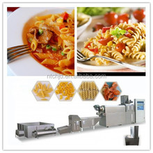 macaroni production line/different types of pasta