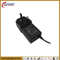 48V 1A Desktop Power Supply UL CE GS SAA C-Tick certifications
