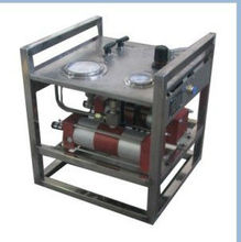 High quality July compressed air pressure booster system(JLS-AB02)