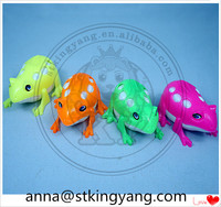 Frog Cartoon Colorful Bead Candy Toy