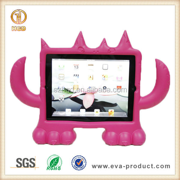dropproof EVA foam case for kids,for ipad EVA shockproof case