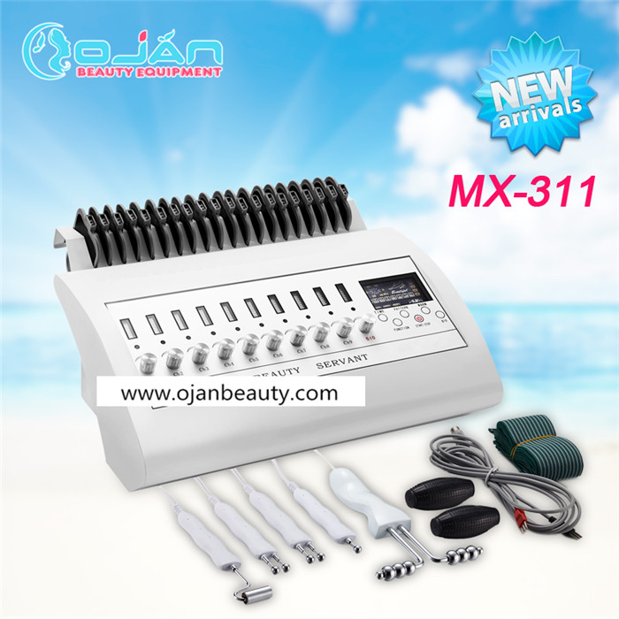 Electric home therapy machine / electro stimulation weight loss equipment(CE Approval)/Electrical stimulation equipment