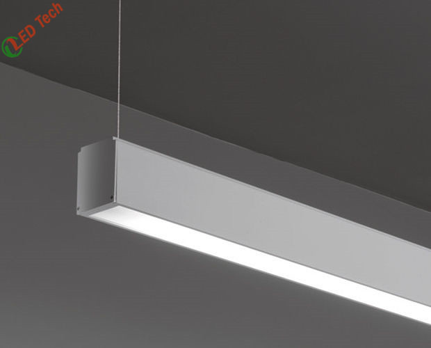 55w led linear light used for show room loft home office etc pendant ceiling light buy office. Black Bedroom Furniture Sets. Home Design Ideas