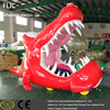 Hot sale lovely animal carnival electric animal tube car