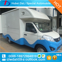 Chery peddle car mobile selling truck for sale