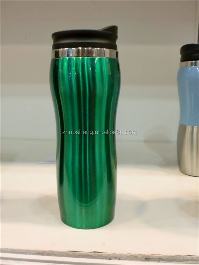 high quality low price stainless steel travel mug, insulated tumbler, cheap tumbler