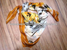 100% pure silk Scarves stole INDIA