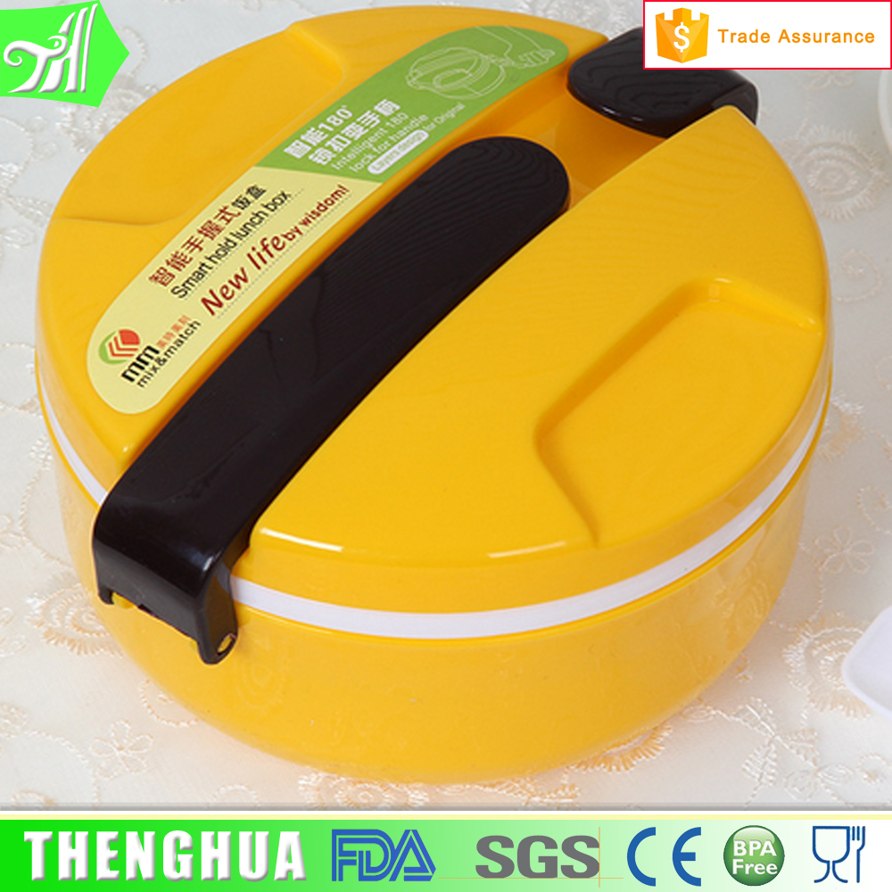 eco friendly plastic adult leakproof lunch box food container