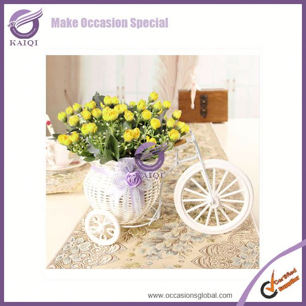 k1196 centerpieces for wedding mold rose machine artificial flower