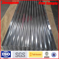 corrugated roofing in competitive price from ISO9001:2008 BV SGS FACTORY