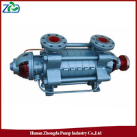 2016 Best Selling ZHONGDA DG Multistage Centrifugal Pump Boiler Feed Water Pump