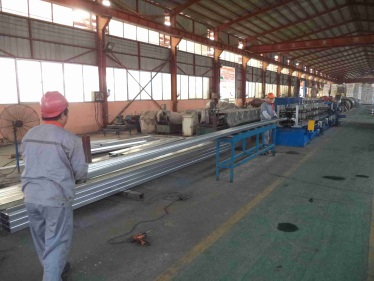 Steel Sheet Processing