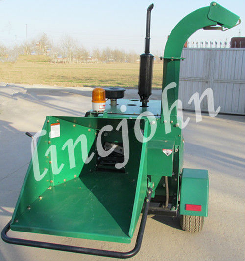 25hp diesel Wood Chipper machine