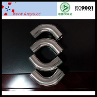 stainless steel SMS elbows CE/ISO