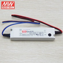 MEAN WELL UL/cUL&CE&CB&TUV 20W 12V 0-1.6A Output With PFC Class 2 LED Power Supply PLN-20-12