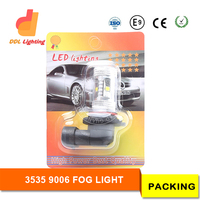 9006 LED fog lamp 30W HB3 9005 LED 30W HB4 9006 Auto light