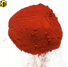 Iron red oxide for flooring polishing