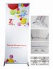 Promotion roll up banner; roll up; display stand