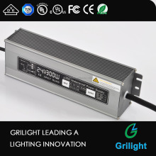 waterproof power supply 150w-12.5a outdoor use ip67 led driver 300w 24v