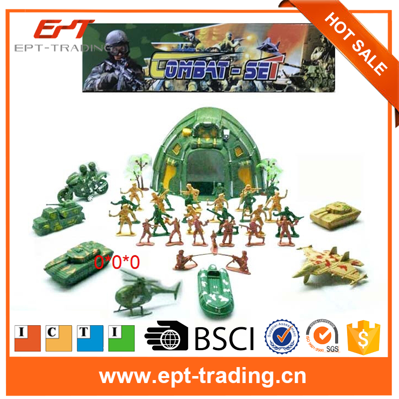 Best promotion toy mini size toy plastic soldier for sale