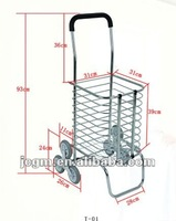 Supermarket shopping cart for Testrite