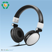 Worldwide free sample high quality wired headset