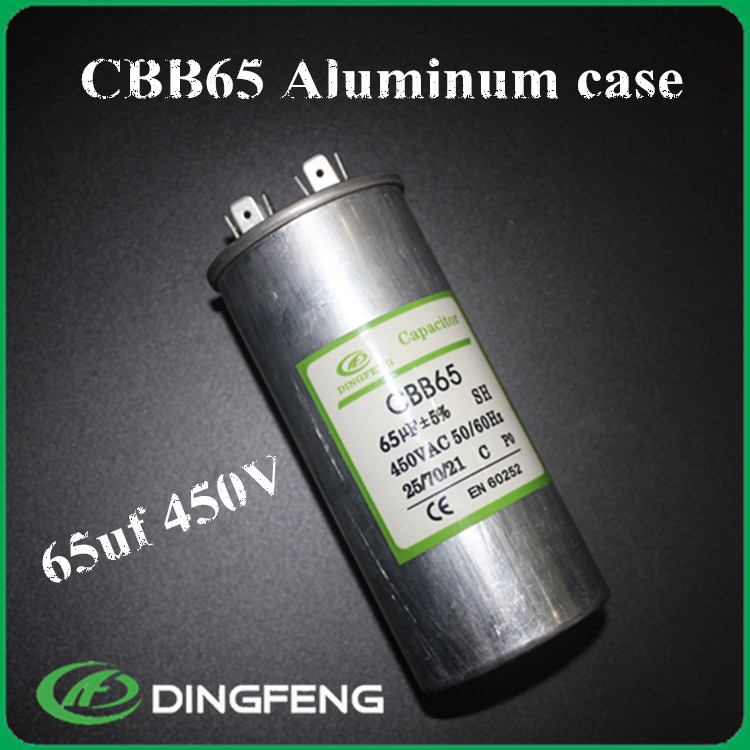 450V 65UF 4+2PIN cbb65a 1 air conditioner capacitor