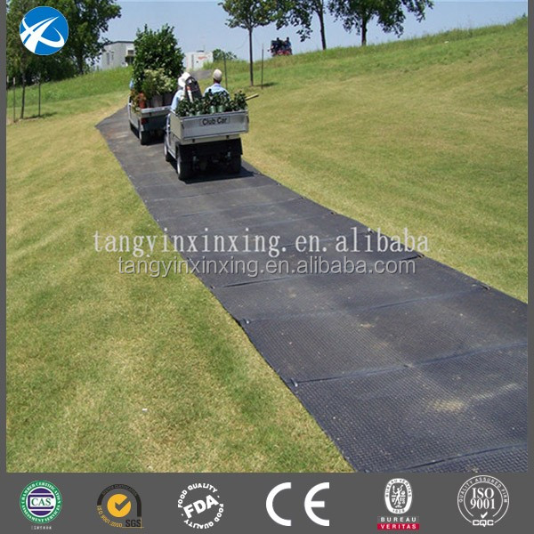 Mill Supplies Mobile Crane Tough Ground Reinforcement Sob Protection Gallery