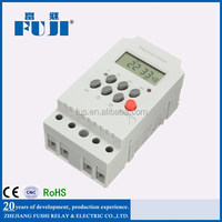 KG316T-II Digital Programmable Timer Din Rail Time Switch 220VAC 25A Timer Switch For Home Universal Electric Appliance