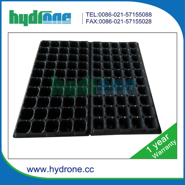 hydroponic 32 holes plastic tray